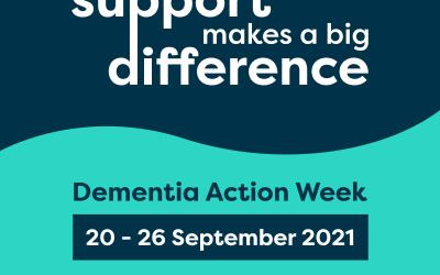 Dementia Action Week 20 – 26 September